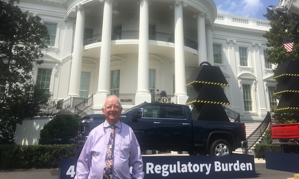 Rollback of Regulations Helping All Americans Event 7.16.20